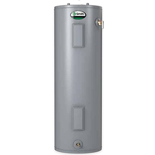 A.O. Smith ENS-50 ProMax Short Electric Water Heater, 50 gal