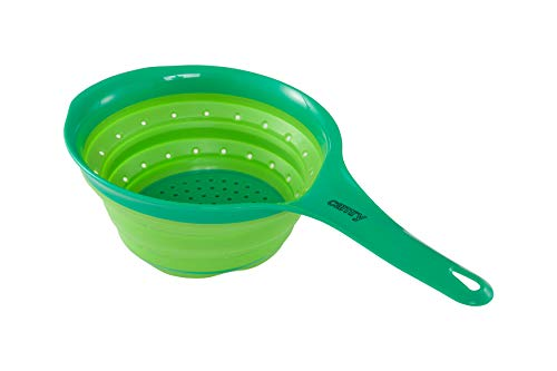CAMRY CR 6712 Green Sieb, faltbar, Silikon, Mehrfarbig, Einheitsgröße