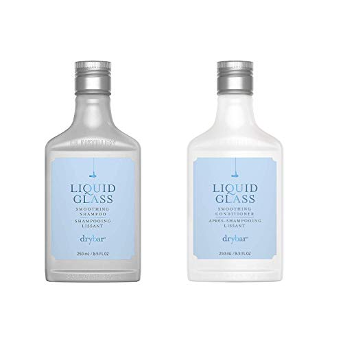 Drybar Liquid Glass Smoothing Shampoo & Liquid Glass Smoothing Conditioner...