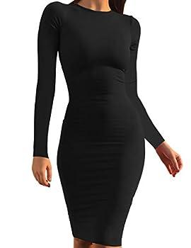 Best spandex dresses cheap Reviews