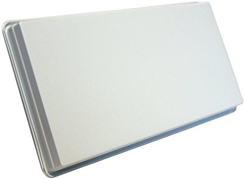 Selfsat H30D4+ Quad Flachantenne für vier Teilnehmer inkl. Fensterhalterung