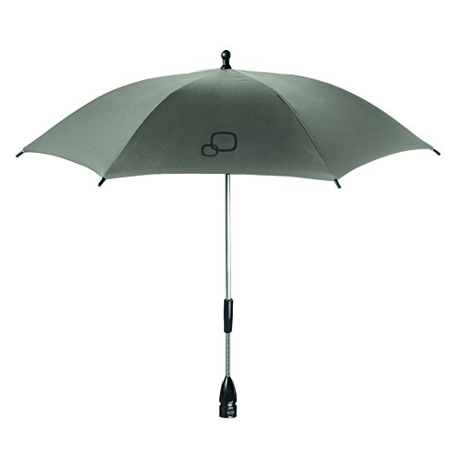 Quinny 72409140 - Sombrilla para silla de paseo y cochecito, color gris