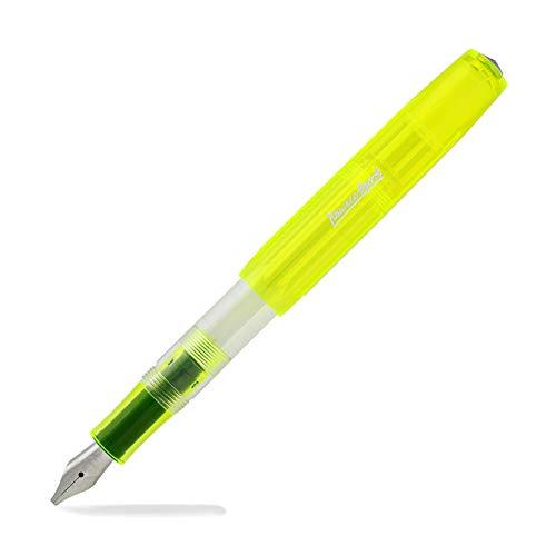 Kaweco ICE SPORT Set Glow Marker Yellow, 13cm