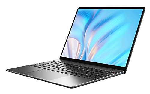 CHUWI GemiBook 13インチ メモリ Celeron J4125 4コア8G RAM+256G ROM+512GB TF拡張,Windows 10搭載 【フルメタルボディ】2160*1440 3:2 4Kディスプレイ 2.4G/5G,HDMI+ FullHD +USB3.0+WIFI BT5.1 ノートPC