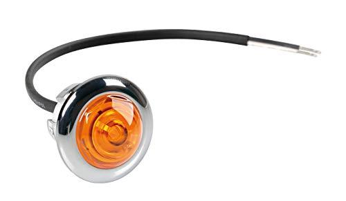 Lampa 41484 SMD-LED-lamp, 12/24 V, oranje