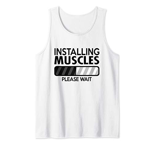 Installing Muscles Please Wait - Fu…