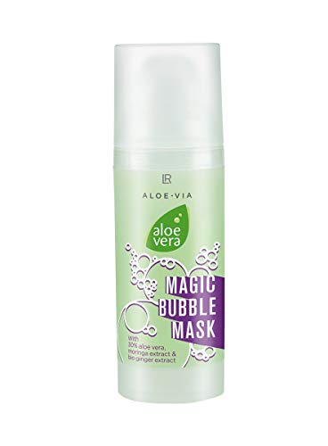 LR ALOE VIA Aloe Vera Magic Bubble Mask 50 ml