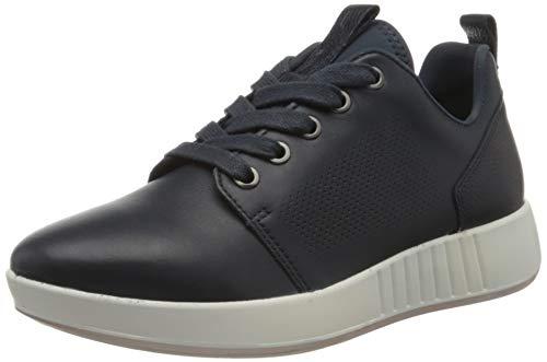 Legero Damen Essence Sneaker, Blau (Oceano 83), 39 EU (Herstellergröße: 6)