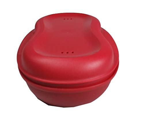 Tupperware I58 Tortilla Omlettwunder De Maestros Rojo Tortilla De Omlett Huevo Huevos Micro