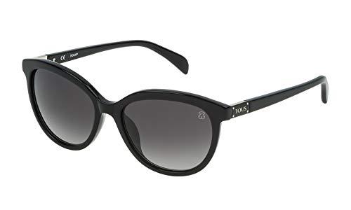 TOUS STO951-540700 Gafas, Negro, 54/17/140 para Mujer