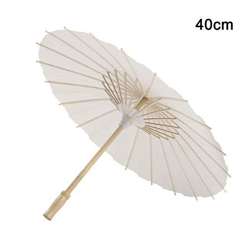 Harwls papieren olie-paraplu, Chinese dans, traditionele accessoires, parasol, decoratie, handgemaakt, 40cm