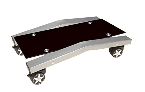 Price comparison product image Pitstop Furniture CPU700B Black Computer Stand