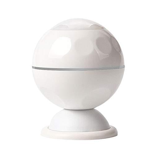 HUAXM PIR-Sensor-Licht, Wand, Infrarot-Bewegungssensor, LED geeignet, Einbauleuchten, Bereich max.Motion Sensor Drahtlose