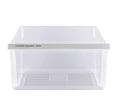 Lifetime Appliance 2188664 Crisper Bin (Lower) Compatible with Whirlpool Refrigerator - WP2188664
