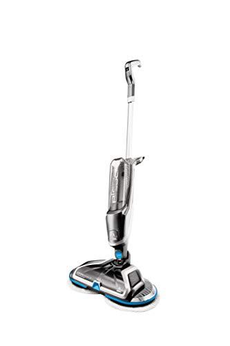 BISSELL 2240N Spinwave Cordless, Draadloze Elektrische Mop voor Harde Vloeren, 18V
