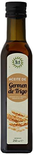 Solnatural Aceite Germen Trigo - 250 ml