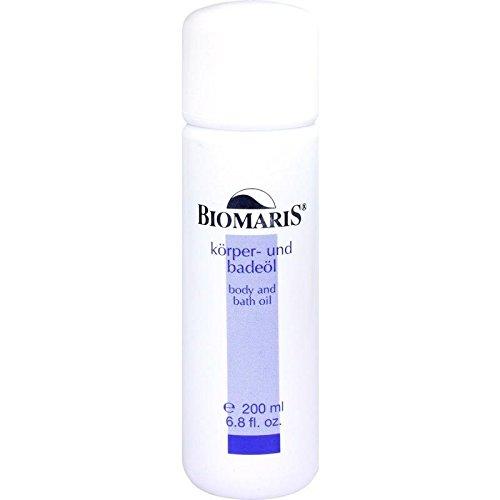 BIOMARIS Körper- und Badeöl 200 ml
