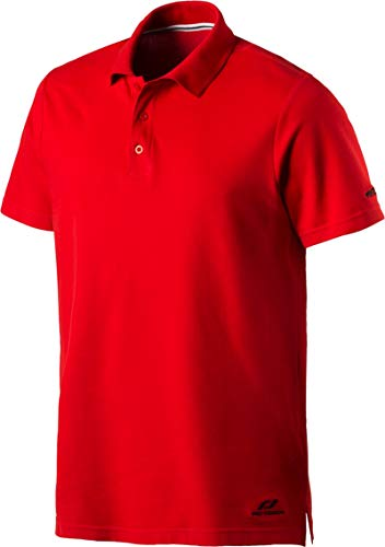 Pro Touch Promo Manche Longue Femme, Rouge, FR : M (Taille Fabricant : 42)