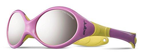 Julbo Looping II Sonnenbrille Mädchen, rosa/gelb