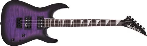 Jackson JS32Q DKA HT Trans Purple Burst · Guitarra eléctrica
