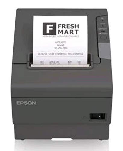 Epson TM-T88V (833) - Impresora térmica de Recibos, Color Negro