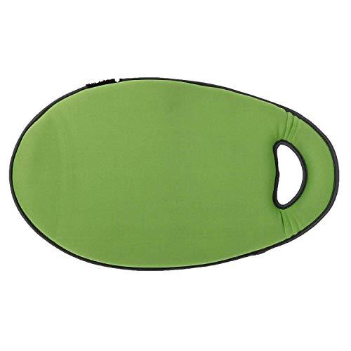 Warooma Coussinets à Genoux de 4,4 cm d'épaisseur Coussin Confortable en Mousse avec poignée de Transport pour Frotter Les sols, Construction de Jardinage 20\