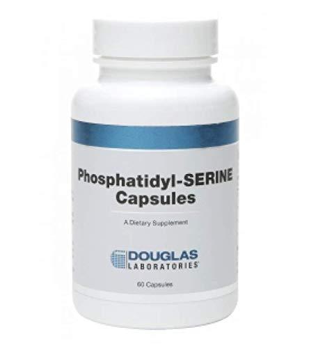 Fosfatidil-Serina 60 cápsulas de 100 mg de Douglas Laboratories