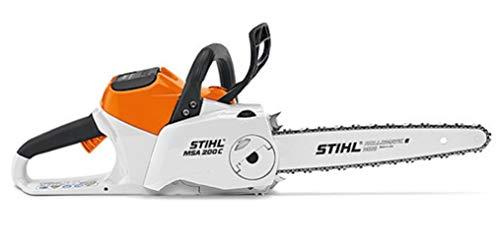5. Motosierra de batería Stihl MSA 200 C-B con batería incluida