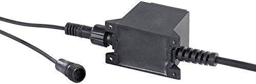 Lunartec Zubehör zu Solarleuchte-Sets: Netzteil für Solar LED-Wegeleuchte NX5335, IP68 (Gartenbeleuchtung LED Solar)
