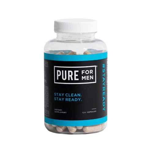 Pure for Men - The Original Vegan Cleanliness Fiber...