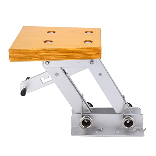 KAKAKE Outboard Motor Mount, Stable Duerable Easy To Use Boat Motor Mounting Board for Medium-sized Motor Boats for Yachts