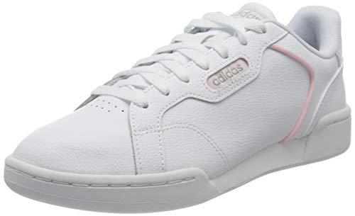 adidas Damen EG2662_38 2/3 Sneakers, White, EU