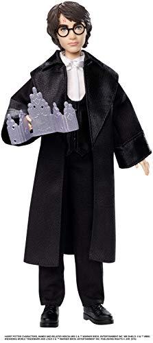 Harry Potter Muñeco Harry Potter Baile de navidad de Harry Potter con accesorios (Mattel GFG13) , color/modelo surtido