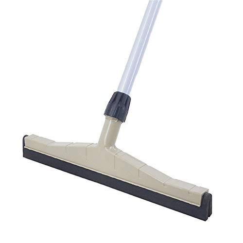 Grote commerciële Vloerwisser Professional Super Wide 45cm 75cm Home Use Wiper Mop Metal Grips for Garage Hotel Lobby Office Floor Clean Wassen Drogen Badkamer natte ruimte binnen of buiten Floor