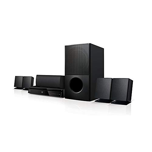 LG LHD627 Region Free 5.1 Channel DVD Home Theater System 110-220-240 Volts 50/60 Hz