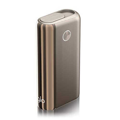 glo hyper+ Sigaretta Elettronica NEW 2021 - Dispositivo per Scaldare il Tabacco, Oro