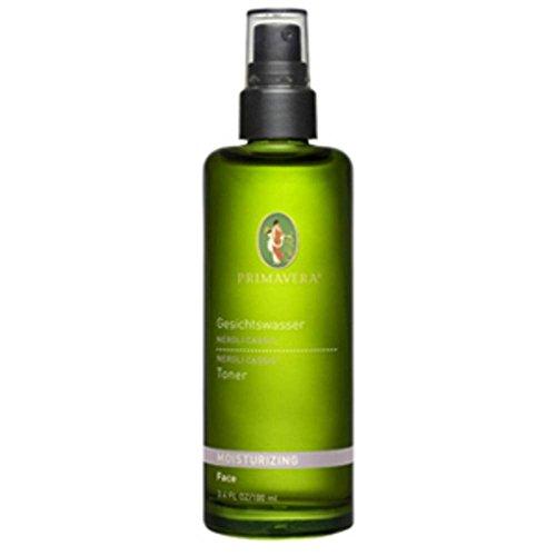 Primavera Belebendes Gesichtswasser Neroli Cassis, 100 ml