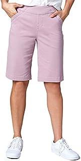 Jag Jeans Women's Jag Womens Regular Pull On Gracie Bermuda Bermuda Shorts