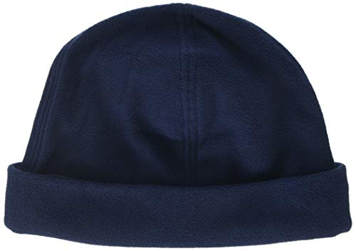Result - Bonnet bob polaire active fleece ski hat - RC141X - adulte mixte homme/femme (L, Bleu marine)