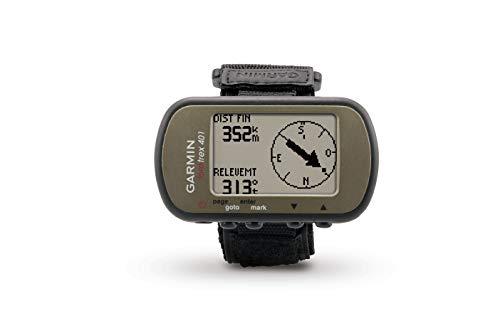 Garmin Foretrex 401 – Reloj GPS (100 x 64 Pixeles, LCD, 35.6 x 22.9