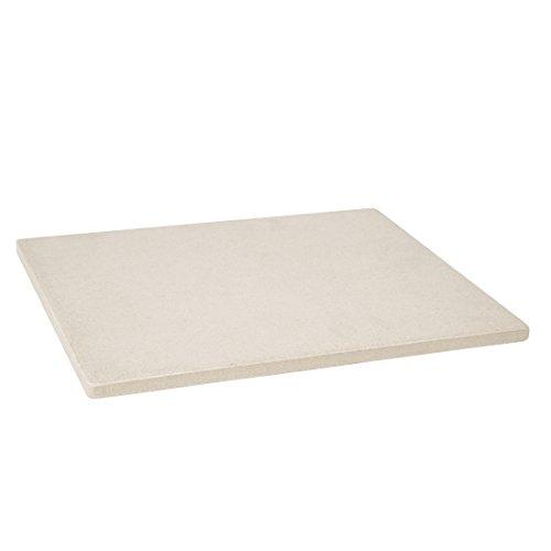 Levivo Piedra para pizza/piedra de horno de cordierita resistente al calor, apta para la barbacoa y el horno,...