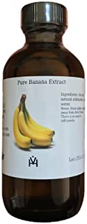 OliveNation Pure Banana Extract - 16 Ounce - Gluten Free With No Sugar Added - Perfect For Ice Cream, Milk Shakes And Othe...