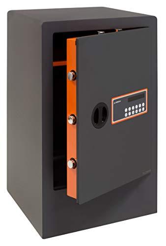 Arregui Plus-C 180190 Caja Fuerte de Alta Seguridad con Zócalo de Apertura Electrónica, 68L, 62x38,5x36 cm