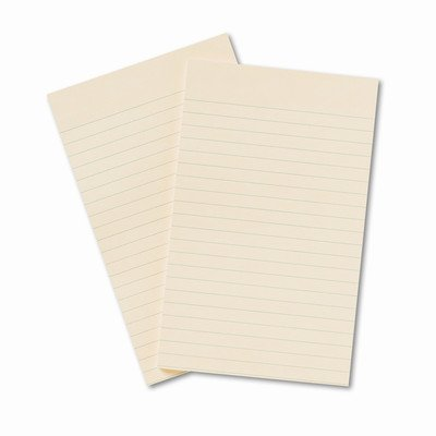 Original Notes, 5 x 8, Canary Yellow, Two 50-Sheet Pads/pack [Set of 2]