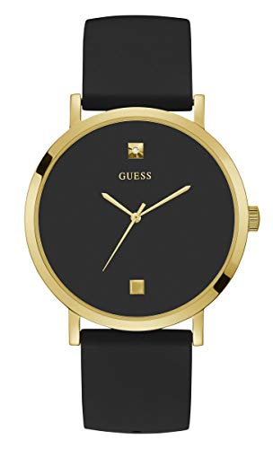 Guess Herren-Uhren Analog Quarz One Size Gold 87953564