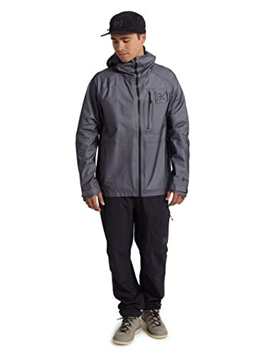 Burton Mens Ak Gore-Tex Surgence Jacket, Nickel, Medium
