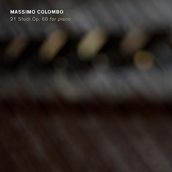 21 Studi Op.66 (For Piano)