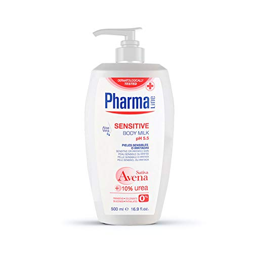 Pharmaline - pharmaline sensitive body milk 500ml - btsw-143714