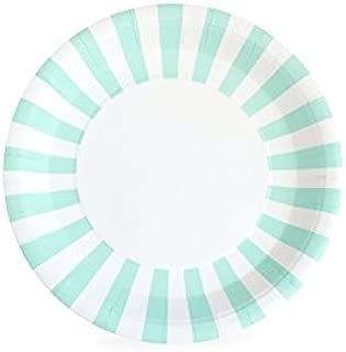 Paper Eskimo PPMB0146US Party Plates (12 Pack), Mint