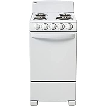 apartment size stoves